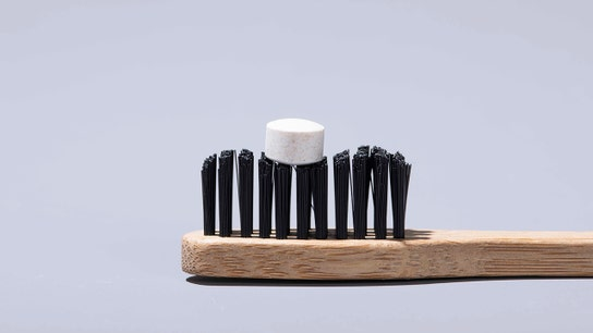 The eco-friendly toothpaste pill