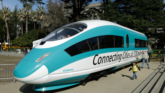 Trump is within his legal right to clawback money given to California high-speed rail project: Trial lawyer
