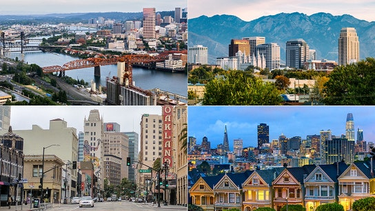 10 US cities where middle-class incomes are rising
