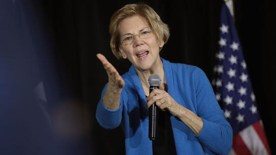 Elizabeth Warren plans 'aggressive intervention' to create, defend US jobs