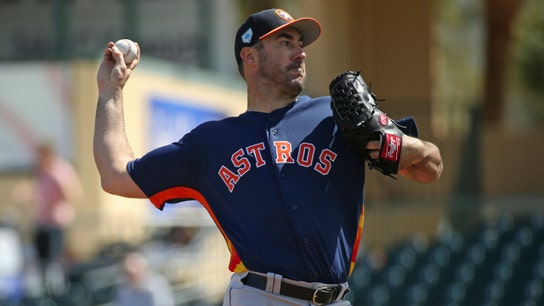 Justin Verlander agrees to record-breaking contract extension with Astros