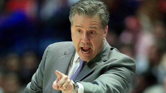 NCAA Tournament's highest-paid coaches include Calipari, Krzyzewski