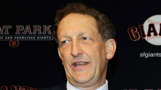 Giants CEO Larry Baer suspended without pay over altercation with wife