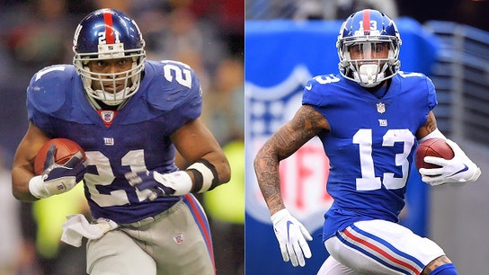 Tiki Barber weighs in on Odell Beckham trade: 'It was necessary'