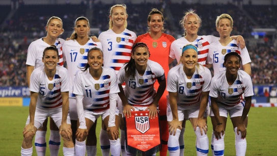 WATCH: US Women's World Cup soccer team looks to repeat 2015 victory