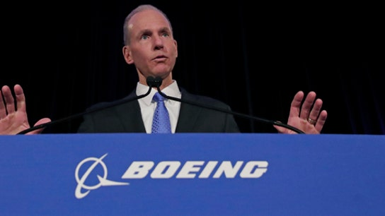 Boeing CEO would put his family on 737 Max aircraft 'without any hesitation'