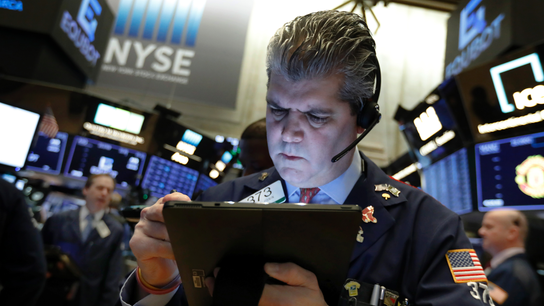 Stocks edge lower on Wall Street after record-setting day
