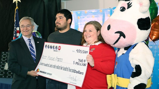 24-year-old Powerball winner: What's next for the millennial millionaire?