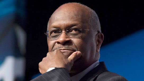 Herman Cain rips Fed critics looking to spoil his central bank chances