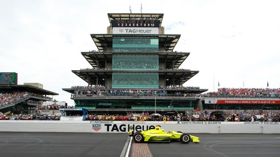 Indy 500: Simon Pagenaud wins on Penske's golden anniversary