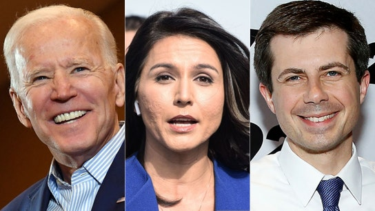 Biden, Buttigieg, Gabbard hit Wall Street for money despite class warfare rhetoric