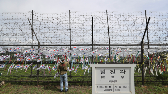 S. Korea allows businesspeople to visit North factory park