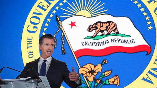 Health tax splits California amid need for Trump's approval