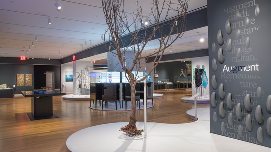 Museums laud design inspired by, committed to nature