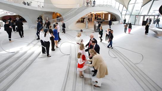 Historic JFK terminal gets new life as luxury hotel
