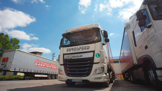 Truck drivers become key EU election issue in Bulgaria