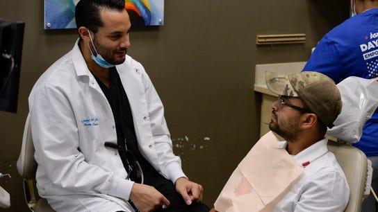 Memorial Day dealfor veterans in June: Free dental service