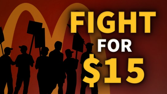 'Fight for $15' protesters file sexual harassment charges against McDonald's