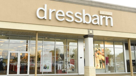 Dressbarn closing 62 more stores, expects to shutter all locations by 2019