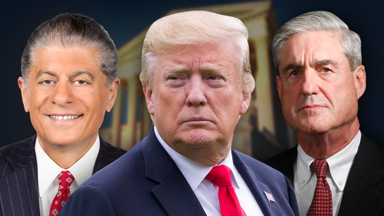 WATCH: Mueller says Trump won't be indicted, Napolitano weighs in