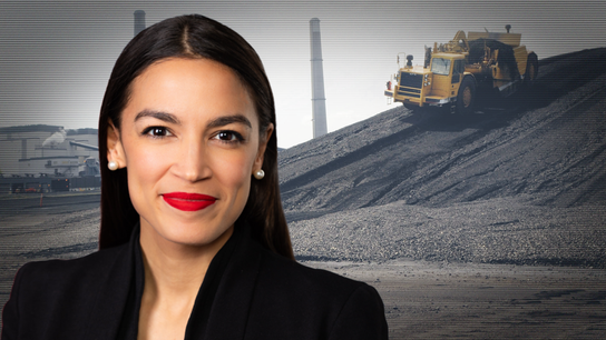 Big coal CEO warns Ocasio-Cortez's Green New Deal would devastate steel industry
