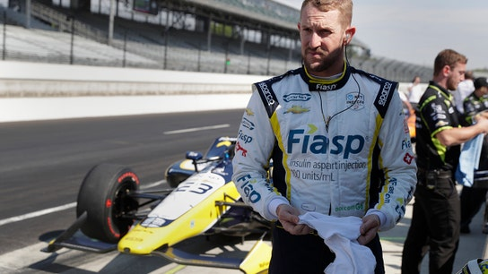 Indy 500 driver with disability gears up for iconic racing event