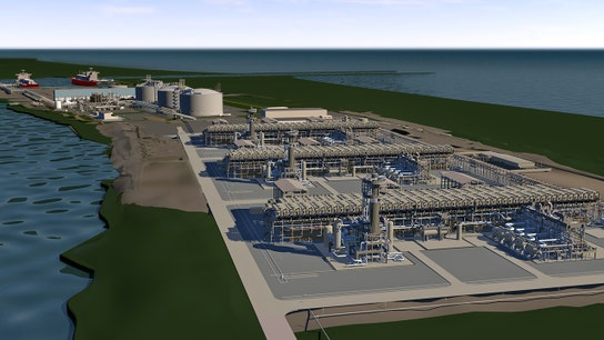 Liquefied natural gas deemed 'freedom gas' by Energy Department