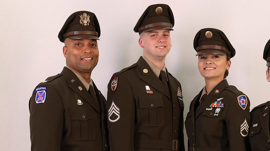 US Army's new uniforms a throwback to classic WWII design
