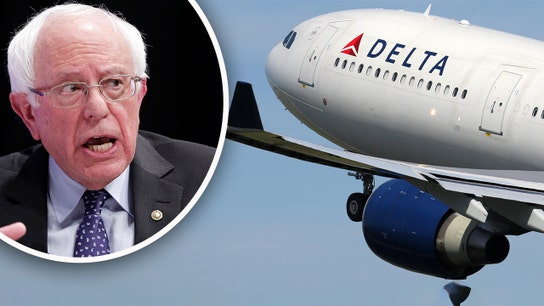 Bernie Sanders' Delta unfair pay fight escalates following CEO response