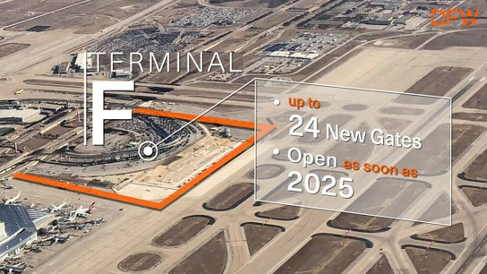 American Airlines, Dallas Fort Worth Airport to construct $3 billion terminal by 2025