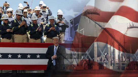 Trump: American natural gas exports going global