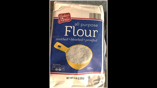 Aldi recalls flour after E. coli outbreak sickens 17 people in 8 states