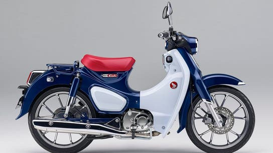 Honda's small bikes are big business these days