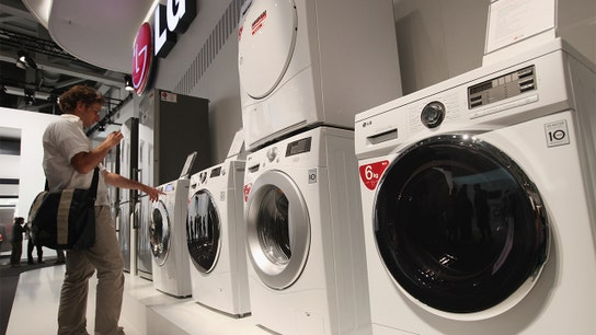 LG Electronics debuts first washing machine plant in US: report