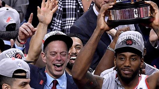 Kawhi Leonard, other Toronto Raptors stars' tax bills among worst in the NBA