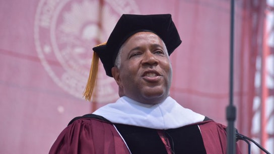 Billionaire Robert Smith's gift to Morehouse class 'shocks' ex-student who left the school over debt