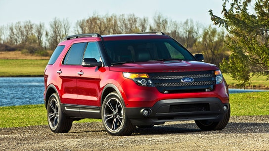 Ford recalls 1.2M Explorer SUVs for suspension issue that could lead to crash