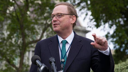 Trump says Kevin Hassett, White House's top economic adviser, is leaving