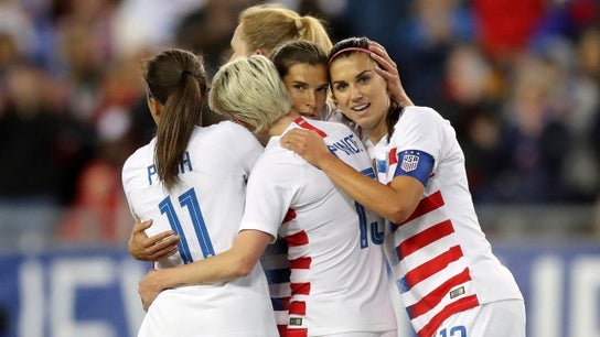 US women's soccer games outearned male counterparts over past 3 years, report says