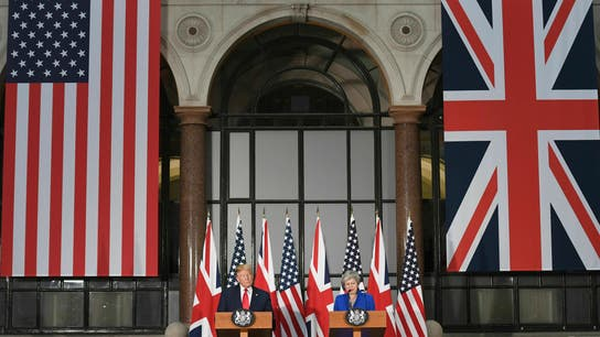 UK trade chief: Brexit delaying a very big deal with US