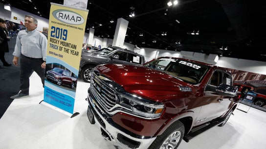 Fiat Chrysler recalls close to 343,000 Ram pickup trucks