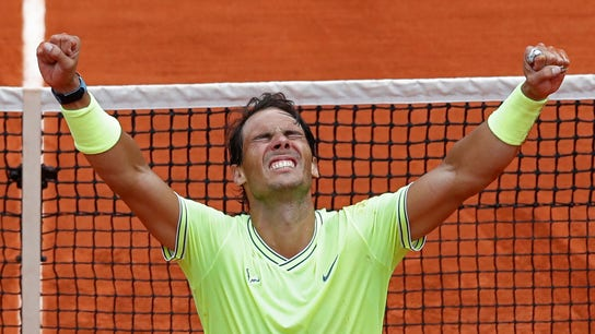 How much Rafael Nadal made winning his 12th French Open title