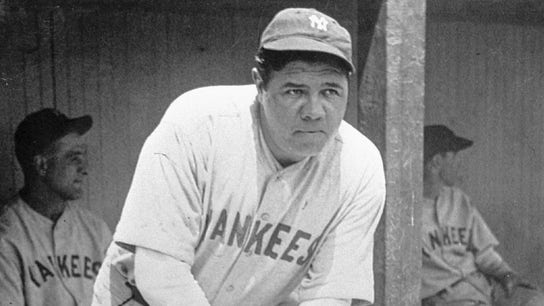 Babe Ruth jersey sells for record $5.64M at auction