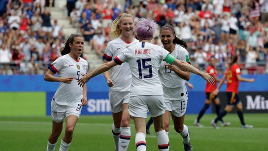 Nike says USWNT soccer jersey is the best-selling soccer top ever sold on its website