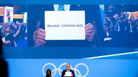 IOC awards Italy as host of 2026 Winter Olympics