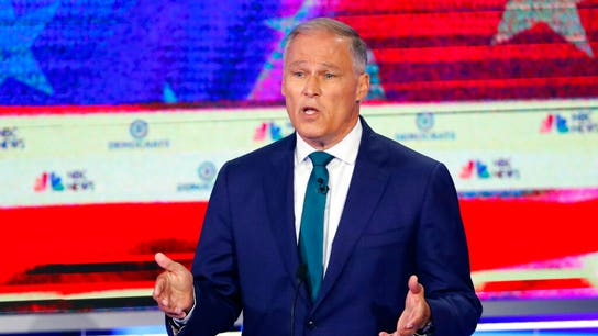 Jay Inslee: Trump is 'simply wrong' to say wind turbines cause cancer