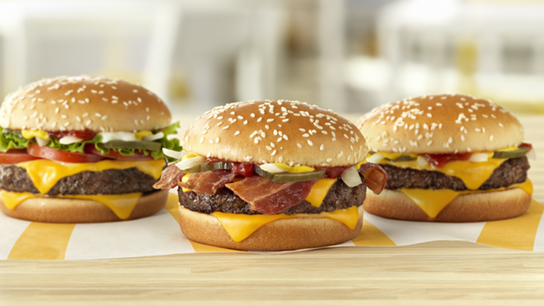 McDonald's says Quarter Pounder sales spiked after it tweaked recipe
