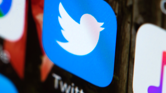 Twitter says it removed nearly 4,800 accounts with suspected ties to the Iranian government