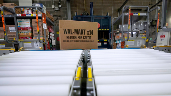 WATCH: Walmart service to deliver groceries inside customers' homes