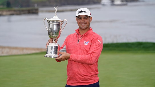 US Open Champion Gary Woodland says there's a good reason to live in Florida